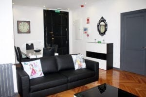 student apartment in gran via 15 vitium residencias
