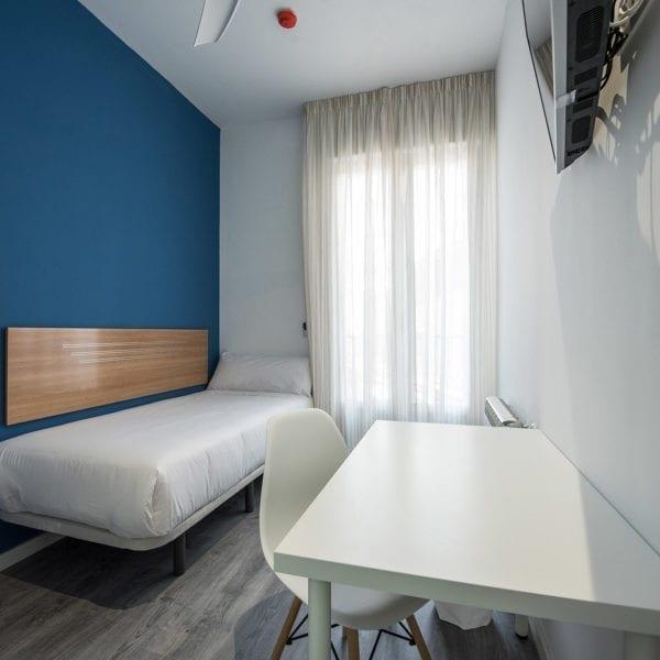 habitacion 06 piso para estudiantes hilera 17 madrid