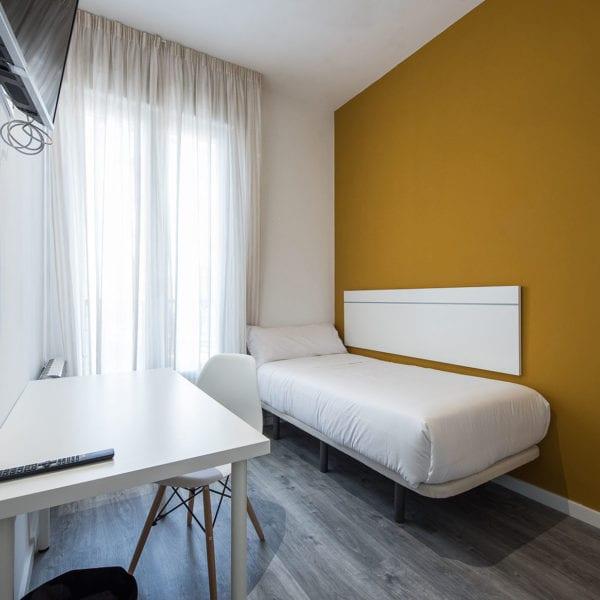 habitacion 07 piso para estudiantes hilera 17 madrid
