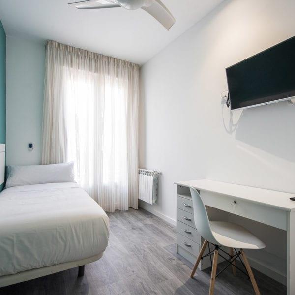 habitacion 10 piso para estudiantes hilera 17 madrid