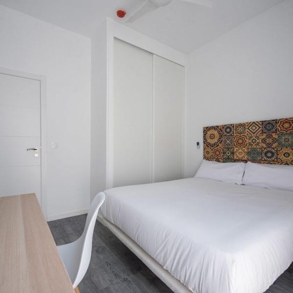 habitacion 02 piso para estudiantes hilera 17 madrid