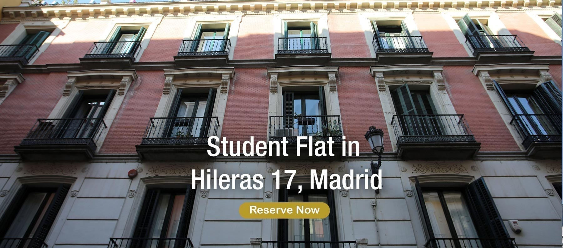 flat for students in hileras 17 Madrid
